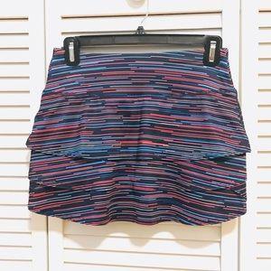 Athleta Ruffled Skirt, XXS, EUC